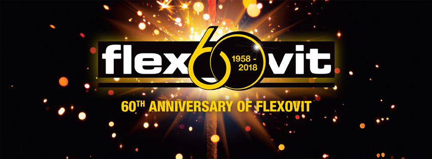 Flexovit celebrates 60 years of Industrial Performance Abrasives