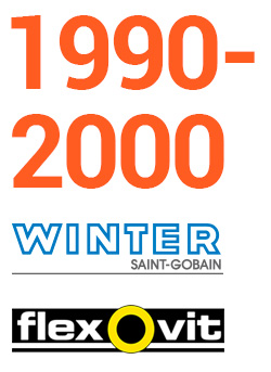 1990-2000 Winter and Flexovit