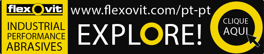 Explore o website da Flexovit