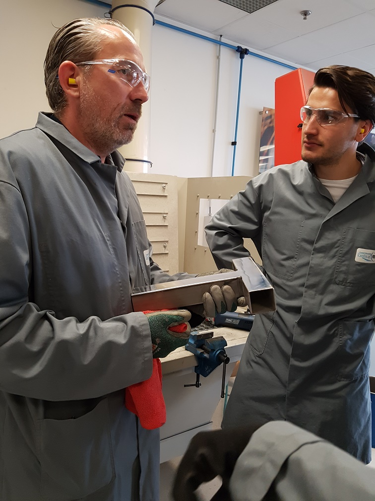 coated abrasives training