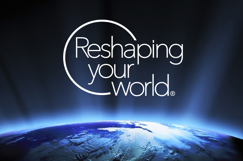 Reshaping your world - homepage