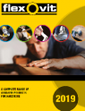 Flexovit merchandising 2019