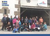 Camino Solidario - Saint Gobain Abrasivos