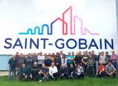 Saint-Gobain Abrasivos celebra el 25 aniversario de 60 empleados