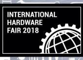 International Hardware Fair 2018 suksess