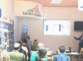 Saint-Gobain Abrasivos presenta a sus empleados los resultados del año