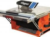 Kompakte Norton Clipper Tisch-Fliesenschneidmaschine TT251
