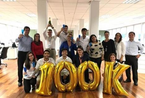 Brasil rekordmange Facebook