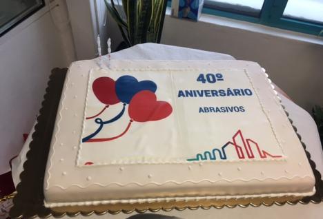 Comemoração 40º aniversário Abrasivos em Portugal