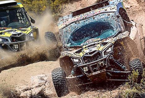Norton patrocina a Varela en el Dakar 2018
