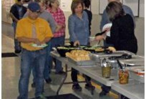 Carol Stream superabrasive employees celebrate WCM audit pass