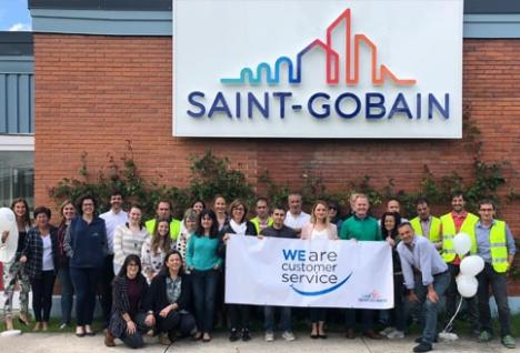 Saint-Gobain Abrasives we are customer service
