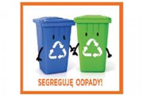 Segregujemy odpady.