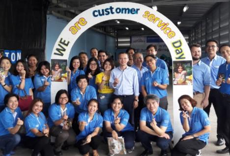 we are customer service day_feature