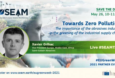 EU green week SEAM talk
