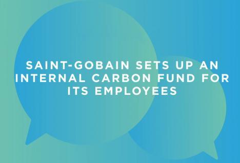 Saint Gobain tworzy fundusz węglowy dla pracowników