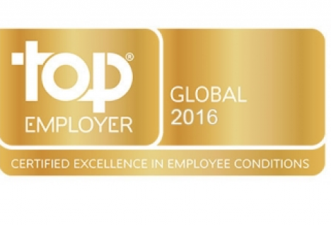 top employer global